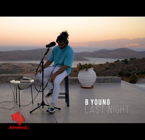 B Young - Last Night ( Live Acoustic )