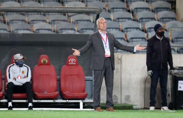 Wits defeat sees Kaizer Chiefs coach snub media