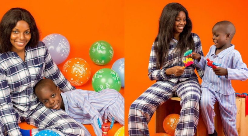 #BBNaijaLockdown: 'I'm my son's mother, father at same time' – Wathoni open up on giving birth as virgin