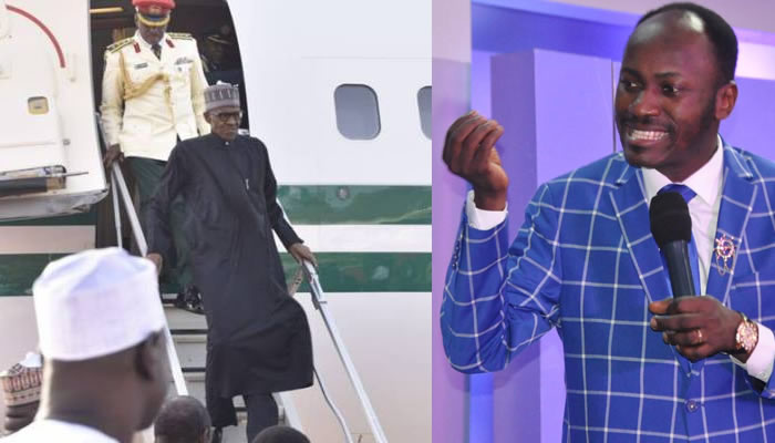 CAMA: No government can change the board of trustees in my church, Apostle Suleiman blows hot