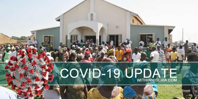 Nigeria records lowest daily case of 160 new COVID-19