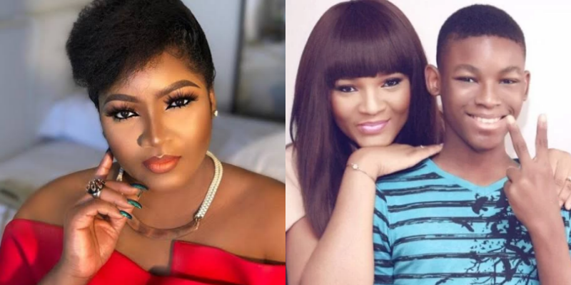 Actress, Omotola Jalade-Ekeinde and her kids recover from COVID-19