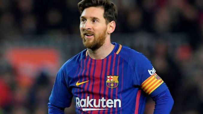 Lionel Messi can only leave Barcelona if €700m release clause is paid, says La Liga