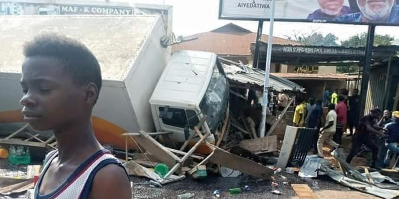Pregnant woman, two kids among victims of Ondo multi-accident as death toll hits 8