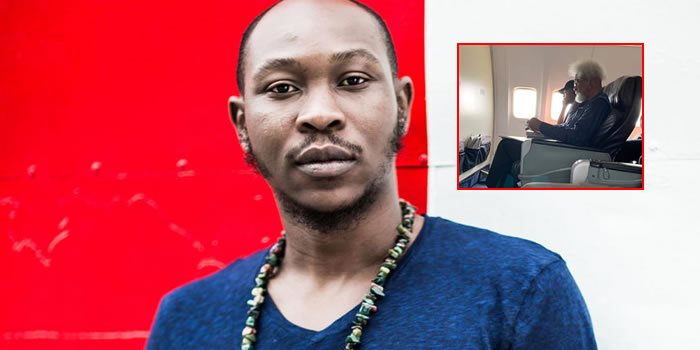 Video: Seun Kuti blasts Journalists who begged FFK and refused to defend their colleague
