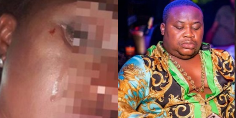 Cubana Chief Priest reacts to allegation of beating up a woman
