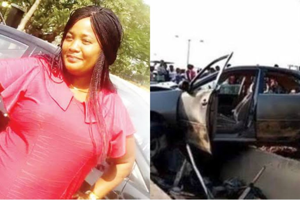 16-Year-Old Boy Crushes Lady To Death In Lagos While Testing Driving Skills