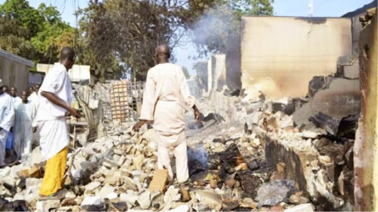 2 people dead, houses burnt as bandits attack Southern Kaduna