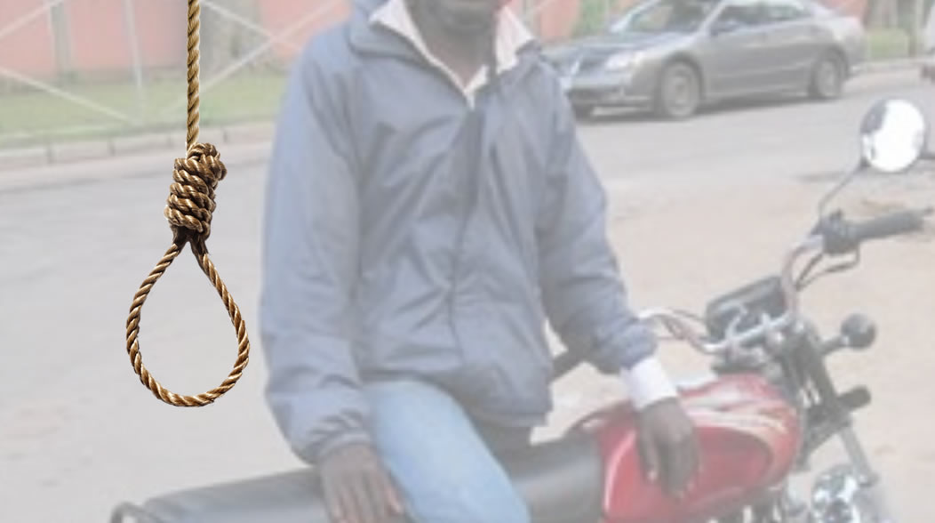 22-yr-old Okada rider and only son of parent commits suicide in Oyo State