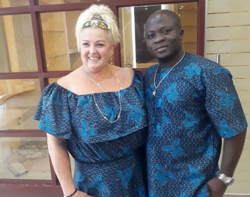 '90 Day Fiance' star Angela's mom was hospitalized on the night of her wedding to Michael Ilesanmi in Nigeria