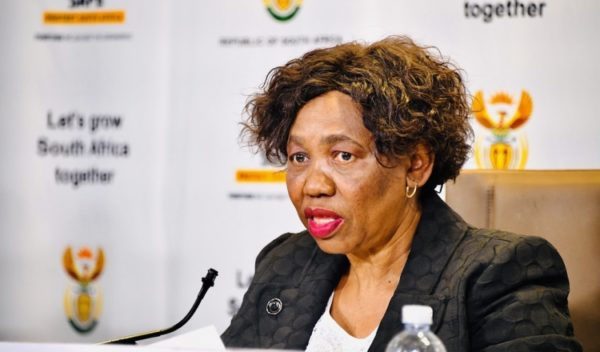 Motshekga says only a few students are away from school