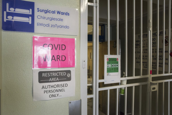 COVID-19 in SA: 110 deaths reported with 1,633 new infections