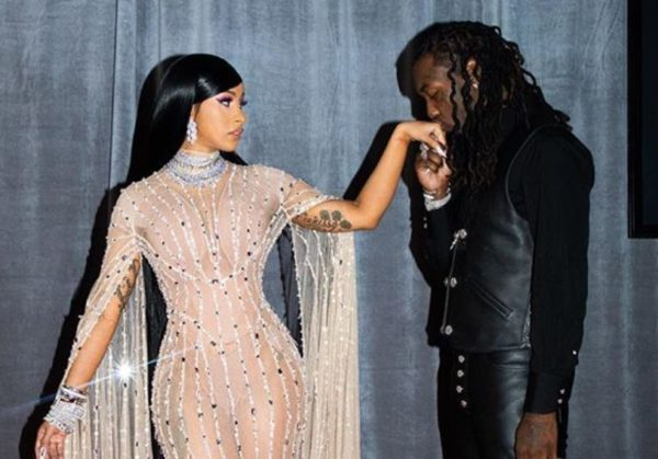 Cardi B reportedly files for divore from Offset