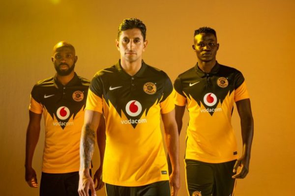 Kaizer Chiefs release lion-inspired new home jersey