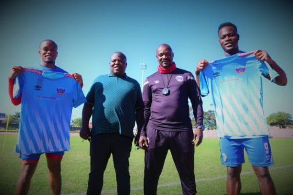 Chippa United signs two new players