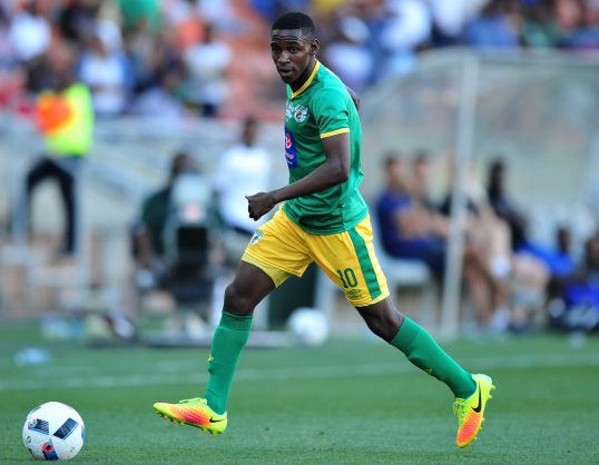 My new Pirates teammates welcomed me with open arms – Makgaka