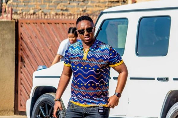 Shimza spends quality time with his extended family this weekend – Photos