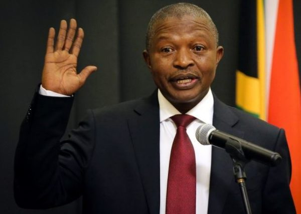 David Mabuza says Eskom restructure could take two years