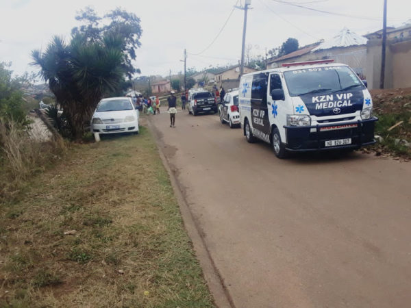Woman and two-year-old girl found in a pool of blood in Durban