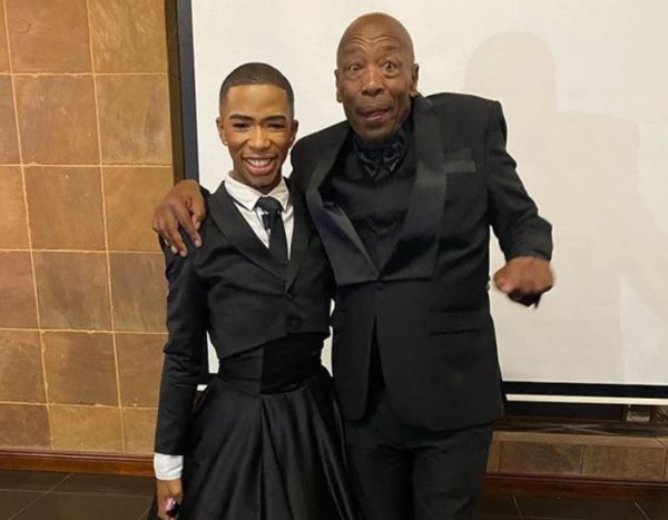 """Lasizwe loses his last parent alive – """"I am shattered"""""""