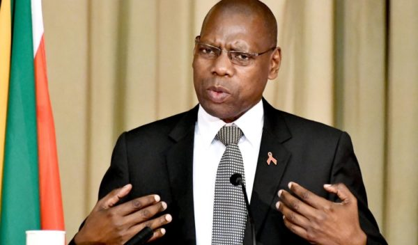 COVID-19: Mkhize backs up decision to reopen the economy
