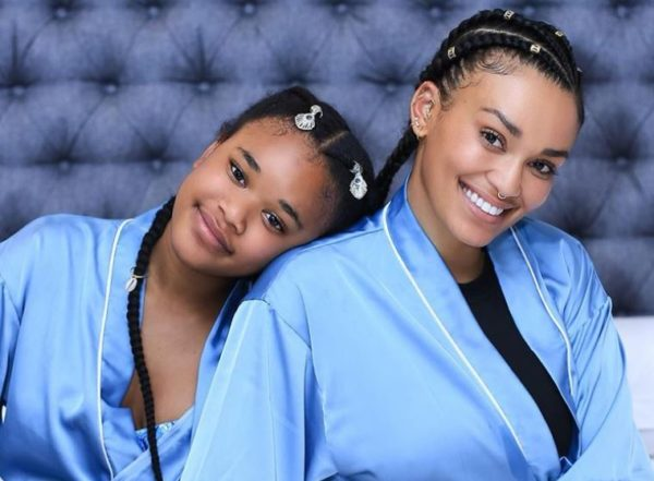 Check out photos from Pearl Thusi's daughter 13th birthday celebration