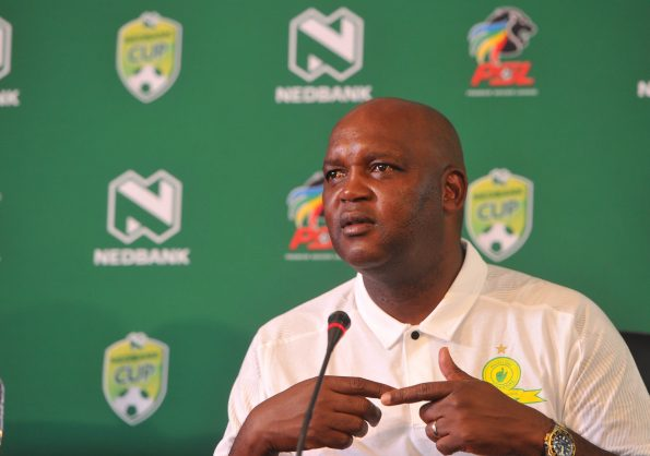 """Pitso: """"We won't give it to Chiefs on a silver platter"""""""