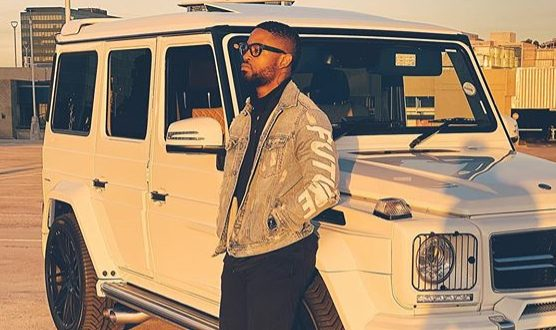 Prince Kaybee travels 4 hours to see King Monada