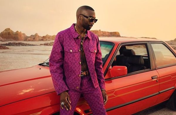 Check out Riky Rick's fashion on GQ magazine cover