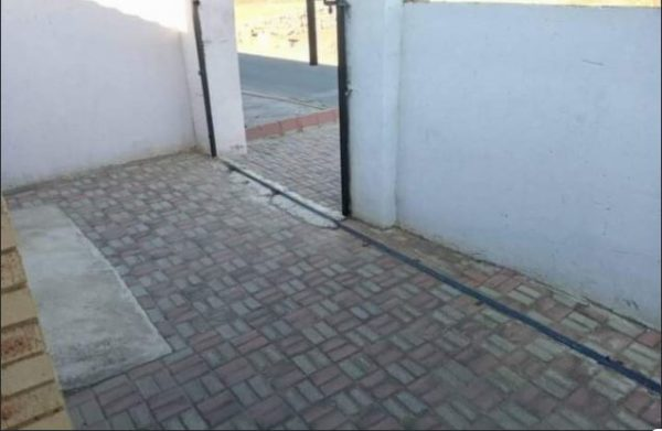 South Africans react with memes after woman wakes up to find her gate stolen