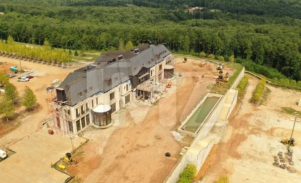 Photos: Check out Tyler Perry's new mansion that includes an airport