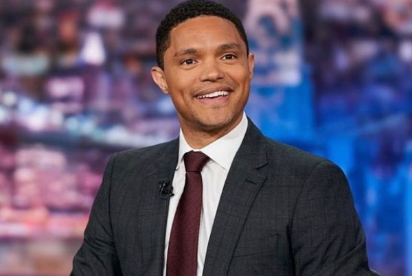 Trevor Noah celebrates 5 years of hosting The Daily show