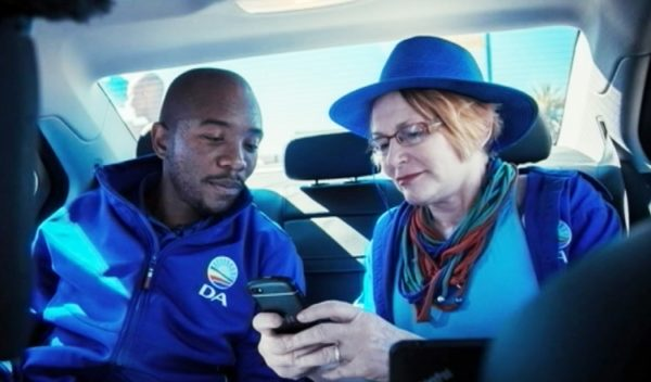 Seeing Maimane as a victim is racist, says Zille