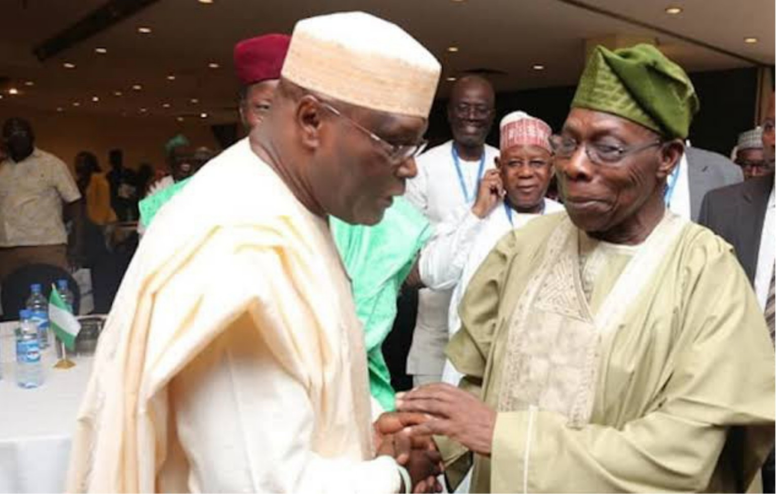 Account for $16bn power fund, privatisation of assets, APC tells Obasanjo, Atiku
