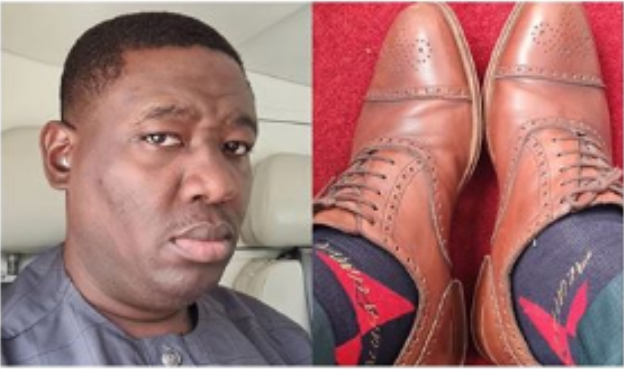 Adeboye reveals he wore same shoe for weeks, gives reason