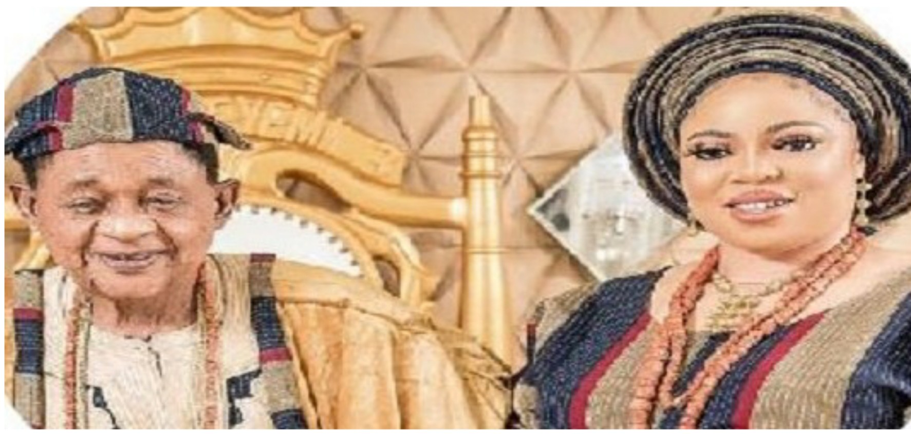 Alaafin better lover than most young men, says Wife