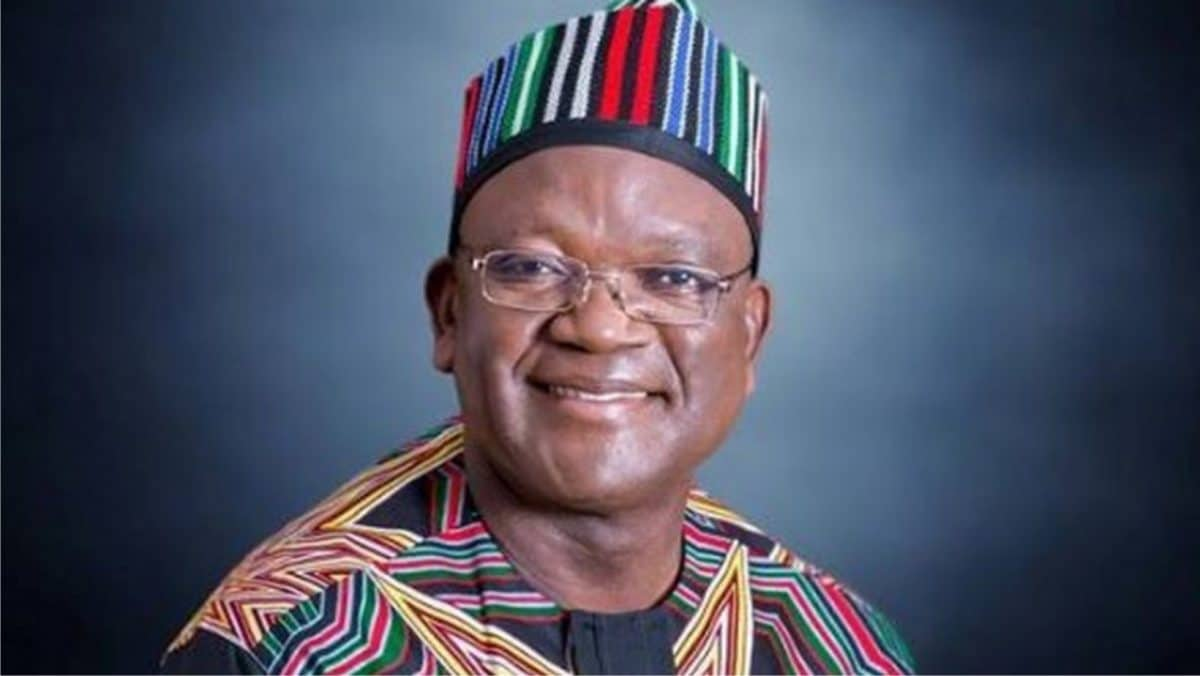 Why I canvass for Nigerians to bear arms, Gov Ortom opens up