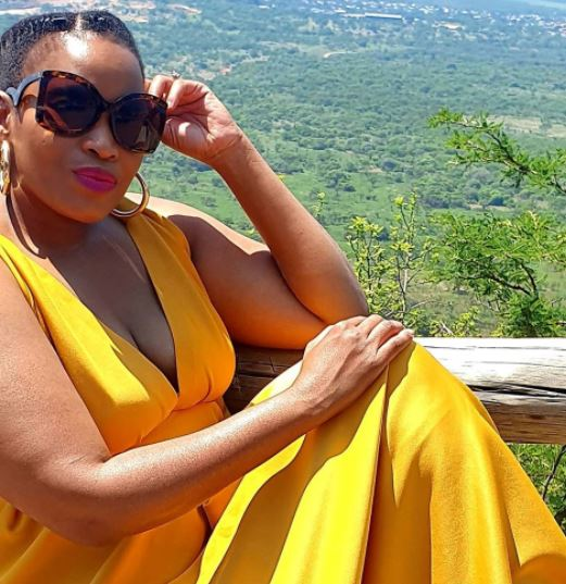"""""""Popularity is not a substitute for character""""- Ayanda Borotho to fans"""