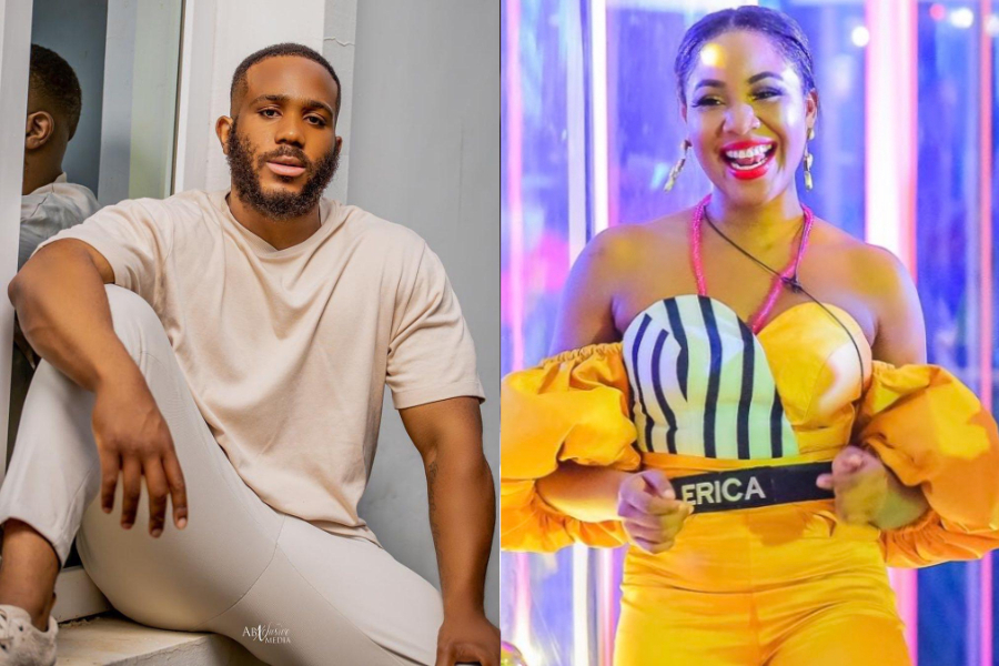 "BBNaija: Kiddwaya Is A One Minute Man – Erica Jokes About Kiddwaya's ""Ability"""