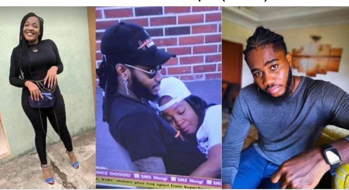 BBNaija: Reactions as Lucy sleeps on Praise's bed, sits on his laps