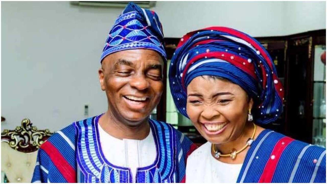 Bishop Oyedepo's wife, Faith showers him with encomium as he clocks 66