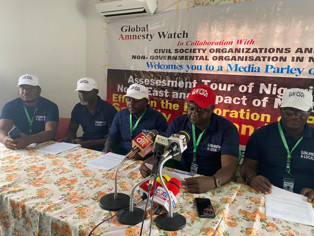 Boko Haram: Amnesty applauds Buhari, Biu Emirate on contribution to return of peace in most parts of Borno State