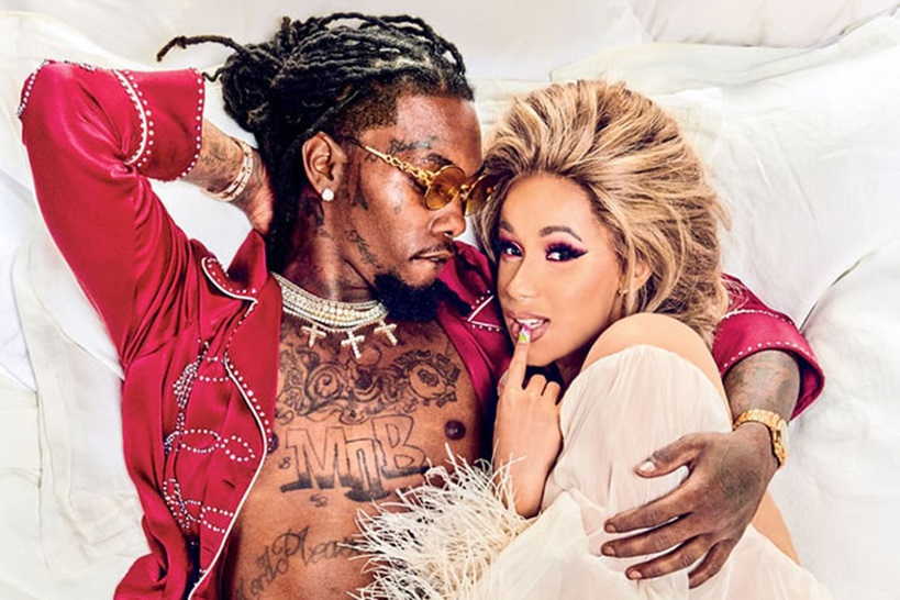 Two years after their secret wedding, Cardi B files for divorce from rapper, offset