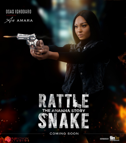 """Charles Okpaleke casts super stars for his """"Rattle Snake: The Ahanna Story"""""""