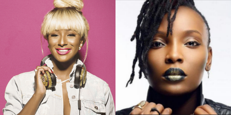 Cuppy cries out after Nigerians urged Pepsi to dump her for DJ Switch