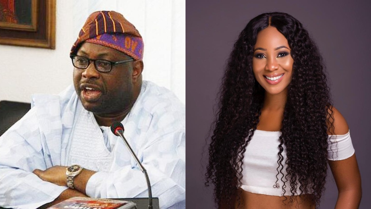Dele Momodu discloses the plans he has for disqualified housemate, Erica