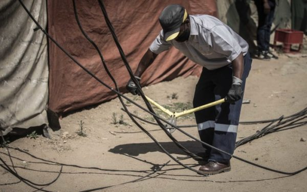 Diepsloot Business owners say disconnection of power will destroy businesses