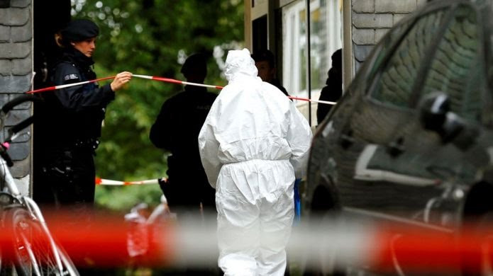 Five kids found dead in apartment after 'mum kills them and jumps in front of train'
