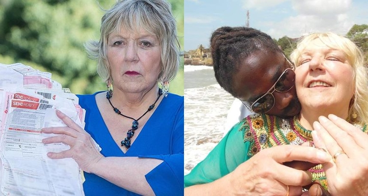 Ghanaian Toyboy Scams 68-Year-Old British Grandmother Of £18,000