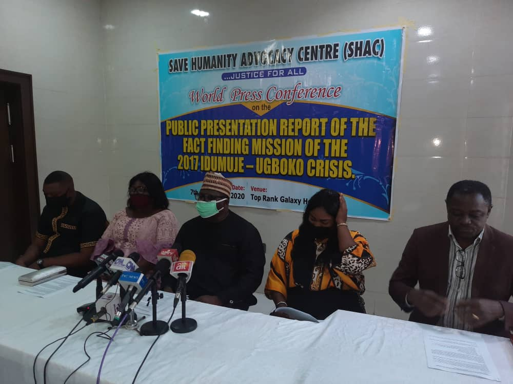 Group Calls On Aggrieved Community Of Delta State To Follow Rule Of Law